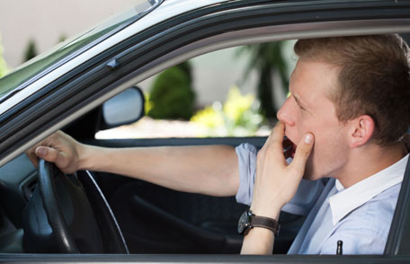 Drowsy Driving – A Sleeping Threat - Miami Car Accident Lawyer