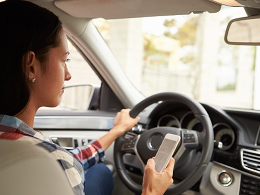 How to Prove a Driver was Distracted - Miami Car Accident Lawyer