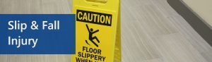 Slip and Fall Injury Concerns - Miami FL Slip and Fall Lawyer - Personal Injury Attorney